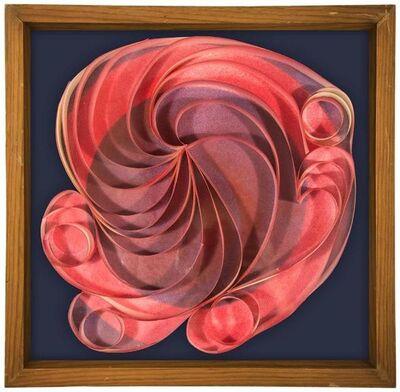 Feliciano Bejar, 'Feliciano Bejar REHILETE #2 Mixed Media Avant Garde Artwork', 1980-1989