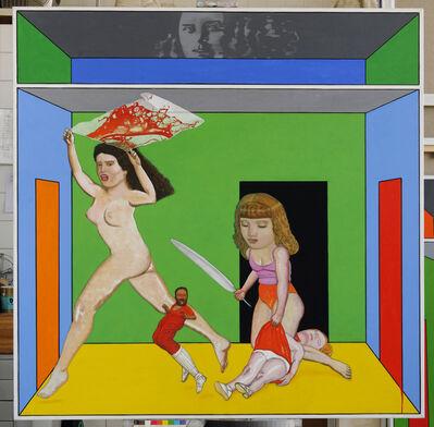 Pat Andrea, 'The Bleeding Door', 2011