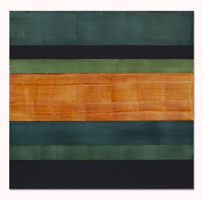 Ricardo Mazal, 'Composition in Greens 1', 2014