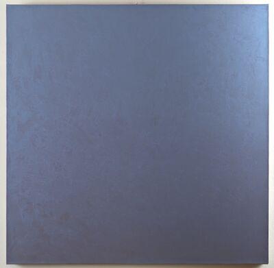 David Simpson, 'A Blue an Echo', 2002