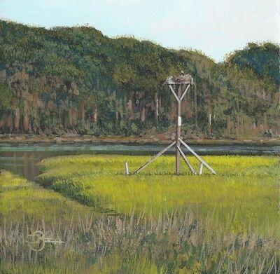 Del-Bouree Bach, 'Nice Location', ca. 2018