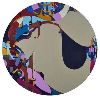 Fernando Andrade, 'Circulo de Colores', 2007