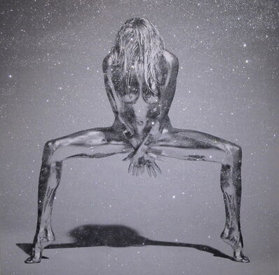 Guido Argentini, 'SILVEREYE DIAMOND DUST'