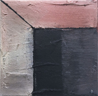 Brain Orchestra, 'Untitled (charcoal & pink)', 2020