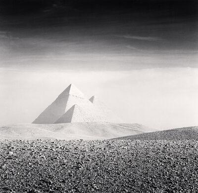 Michael Kenna, 'Giza Pyramids, Study 3, Cairo', 2009