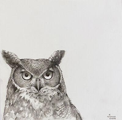 Adonna Khare, 'Owl', 2021