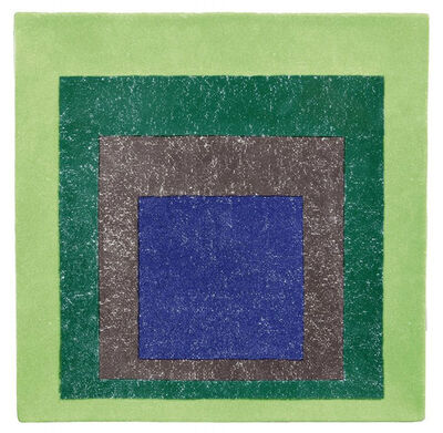 Josef Albers, 'Study for Homage to a Square ceramic', 1999