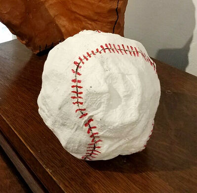 Mary-Ann Monforton, 'Baseball', 2018