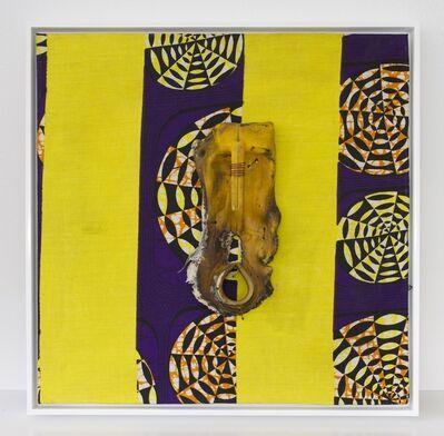 Serge Attukwei Clottey, 'Common Men Series, XXIX', 2015
