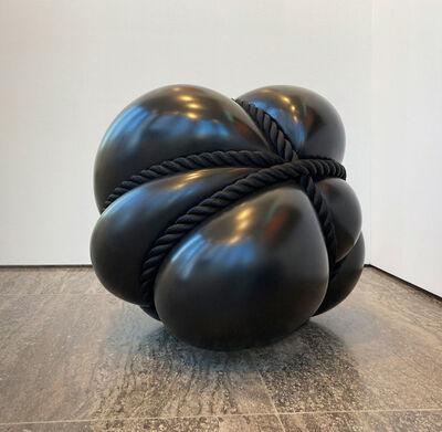 Stephan Marienfeld, 'Bondage Bronze 70 cm schwarz', 21st century