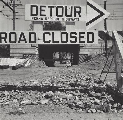 Gordon Parks, 'Paoli, Pennsylvania', ca. 1944