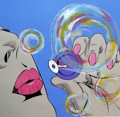 Deborah Azzopardi, 'Forever Bubbles 2', 2016