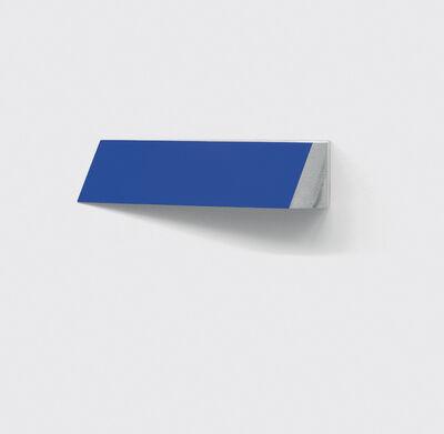Wolfram Ullrich, 'Basis (ultramarin)', 2002
