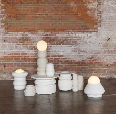 Hayden Richer, 'Stacking Through Stillness (Various Works)', 2020