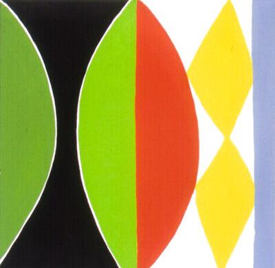 Kim MacConnel, 'Untitled Canvas #2', 2004
