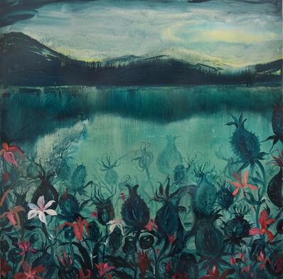 Gill Button, 'The Lake', 2019