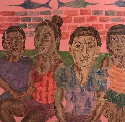 Jose Lozano, 'Seismic Lounge', 2019