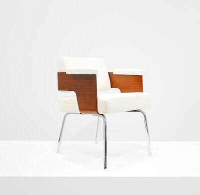 "Antoine Philippon and Jacqueline Lecoq, '""Comfort"" Armchair', ca. 1950"