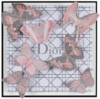 Stephen Wilson, 'Dior Pink Flutter', 1097