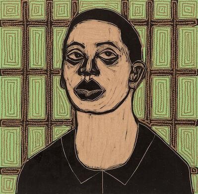 Ephrem Solomon, 'Folk Memory Series #14', 2015
