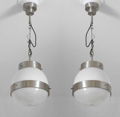 Sergio Mazza, 'Two suspension lamps 'Delta' for ARTEMIDE', 1960