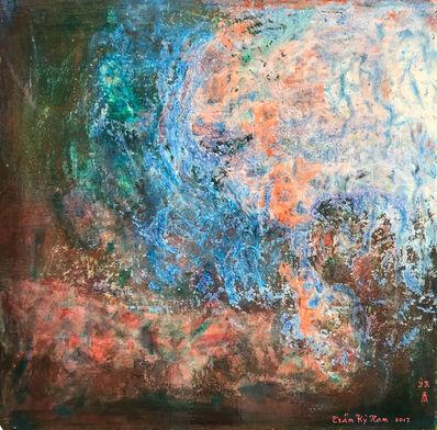 Ky Nam Tram, 'Bleu de Colmar', 2017