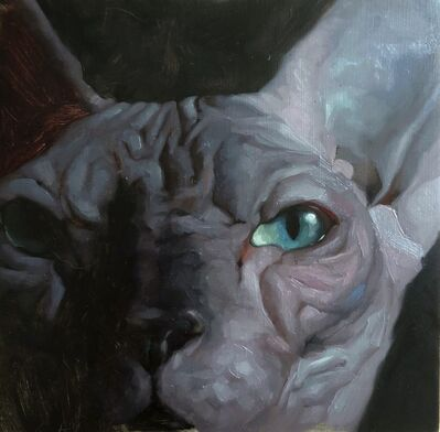 Jennifer Gennari, 'Study of Sphynx 3', 2018