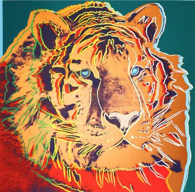 Andy Warhol, 'Siberian Tiger 297', 1983