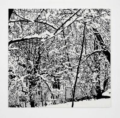 Farhad Moshiri, 'SNOW FOREST 003A', 2017