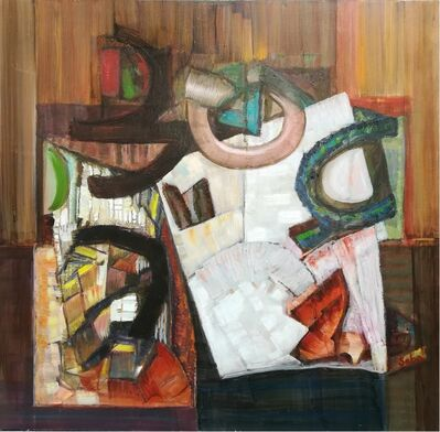 Bruno Saba, 'pittura 16', 2016