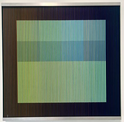 Carlos Cruz-Diez, 'Physichromie 710', 1974