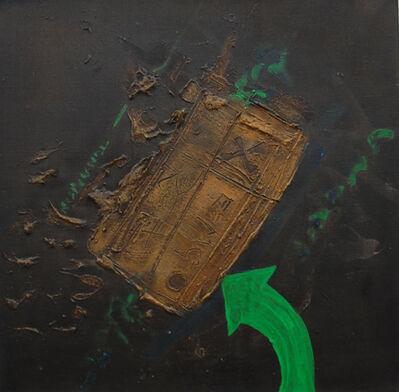 Igael Tumarkin, 'Composition', ca. 1980