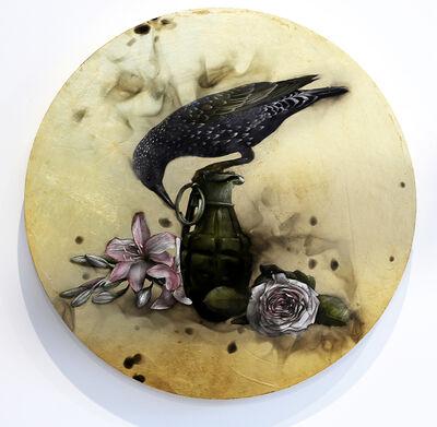 Steven Spazuk, 'Starling on Grenade', 2020