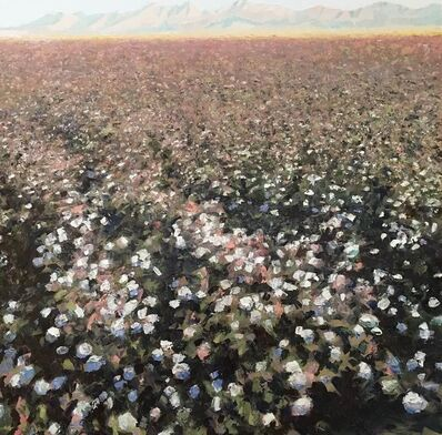 "Gary Ernest Smith, '""Arizona Cotton""', 2018"