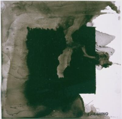 Steven Parrino, 'Untitled', 2001