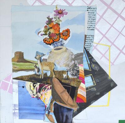Jenny Day, 'Miscalibration: relentless cervine optimism', 2019