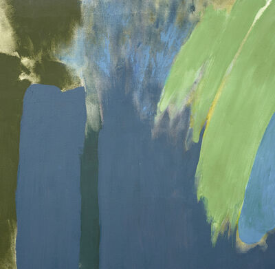 Friedel Dzubas, 'Aftermath', 1978