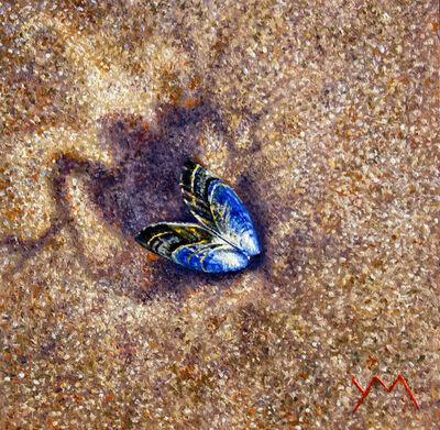 Yvonne Melchers, 'Washed Ashore North Sea Beach VI', 2020