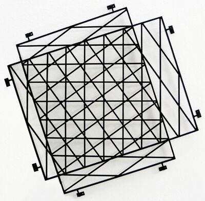 Vanessa Henn, 'Nicht So Konkret (Hommage an Morellet)', 2012