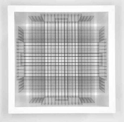 Robbert de Goede, 'Open Cube I', 2020