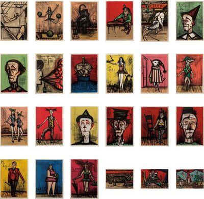 Bernard Buffet, 'Mon Cirque (24 works)', 1968
