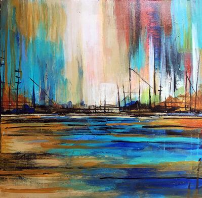 Eva Holz, 'Horizonte marino #10', 2016