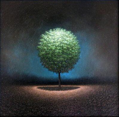 David Linn, 'Tree #1', 2014