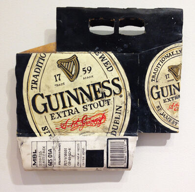 Tom Pfannerstill, 'Guinness', 2012