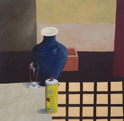 Nathalie Du Pasquier, 'Un litro di Trementina', 1995