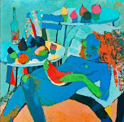 Anzhelika Atlantova, 'Dense Juices. Cool', 2015