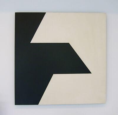 Lygia Clark, 'Surface Modulation 3 S / B', 1958-1981