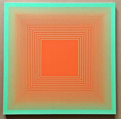 Richard Anuszkiewicz, 'Spectral 9 H ', 1969