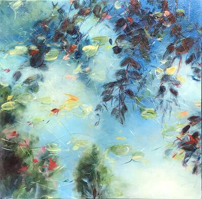 Jamie Evrard, 'Reflections-Pond Study I', 2020