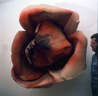Michelangelo Pistoletto, 'Burnt Rose (Rose bruciata [Oggetti in meno [1965-66])', 1965
